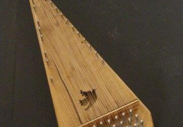 Soprano Bowed Psaltery / #1059