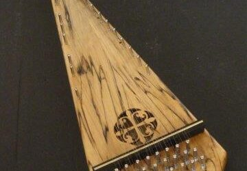 Soprano Bowed Psaltery / #1060